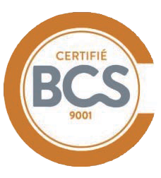 Certification ISO 9001 Calpi